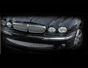 Jaguar X-Type Upper Mesh Insert and Lower Mesh PKG 2002-2007