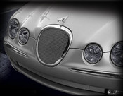 Jaguar S-Type Upper Mesh Insert and Lower Mesh PKG 2000-2004