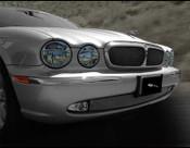 Jaguar XJ8 & XJR Upper and Lower Mesh Grille PKG 2004-2007
