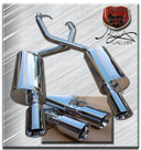 Jaguar XJ XJR Mina Gallery Performance Exhaust Kit
