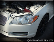 Jaguar XF (42L) Performance Intake Kit