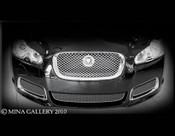 Jaguar XFR Lower Mesh Grille kit (2010-11)