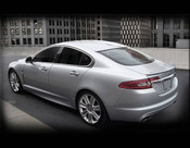 Jaguar XF & XFR Custom Roof Spoiler