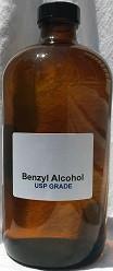 950ML BULK BENZYL ALCOHOL
