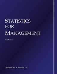 Statistics for Management (Oredola Soluade) - eBook
