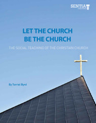 Let The Church Be The Church (Terriel Byrd) - Physical