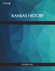 Kansas History (Geraldine Ball) - eBook
