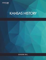 Kansas History (Geraldine Ball) - eBook