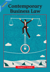 Contemporary Business Law (Margaret E. Vroman) - Physical