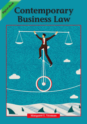 Contemporary Business Law (Margaret E. Vroman) - eBook