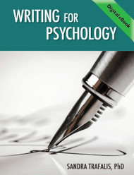 Writing for Psychology (Sandra Trafalis) - eBook