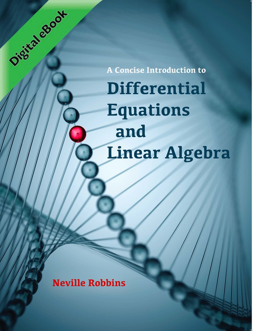 A concise introduction to differential equations and linear image 1 fandeluxe Image collections