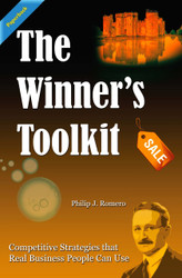 The Winner's Toolkit: Competitive Strategies that Real Businesspeople Can Use (Romero) - Paperback