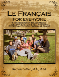 Le Français for Everyone (Rachele DeMeo) - eBook