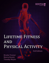 Lifetime Fitness and Physical Activity, 3nd Edition (Brooke Towner et al.) - eBook