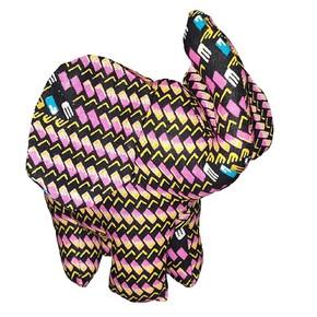 Large Stuffed Animal Elephant