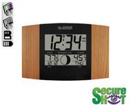 SecureShot Wall Desk Clock Covert Camera/DVR