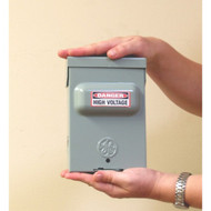 Covert Outdoor Electrical Box Camera/DVR