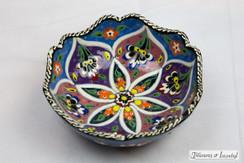 15cm Ceramic Bowl - Style 008