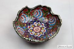 15cm Ceramic Bowl - Style 009