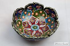 15cm Ceramic Bowl - Style 010