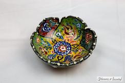 13cm Ceramic Bowl - Style 001