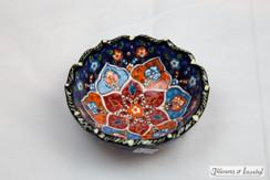 13cm Ceramic Bowl - Style 006