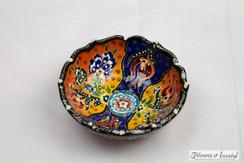 13cm Ceramic Bowl - Style 008
