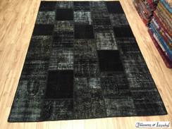 New stock - overdyed rug - 200x300cm - 002