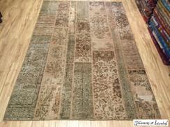 New stock - overdyed rug - 200x300cm - 003
