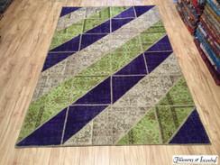 New stock - overdyed rug - 200x300cm - 006