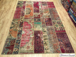 New stock - overdyed rug - 200x300cm - 008