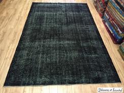 New stock - overdyed rug - 200x300cm - 010