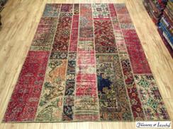 New stock - overdyed rug - 200x300cm - 012