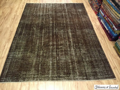 New stock - overdyed rug - 200x300cm - 014