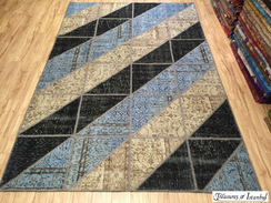 New stock - overdyed rug - 200x300cm - 016