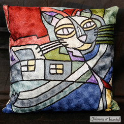 Picasso cushion - 16