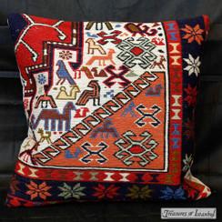 Kilim cushion - 19