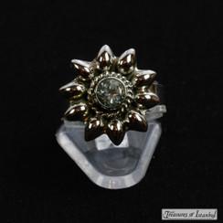 Blue topaz ring - 050