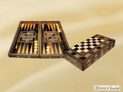 Backgammon Set 002