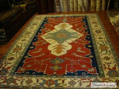 Central Anatolia Design 001 - 329x227cm