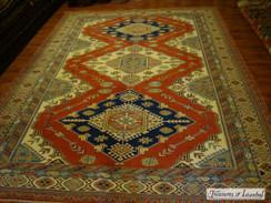 Central Anatolia Design 003 - 309x216cm