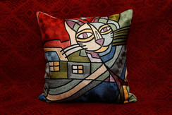 Picasso Cushion - Style 1