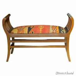 Kilim Bench - Backless 002
