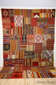 No.559 Patchwork rug - 348x251cm