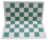 Value Chess Set Collection: Vintage Chess Set, 34 Triple-Weighted Chess Pieces (2 Extra Queens) &  Folding Chess Board