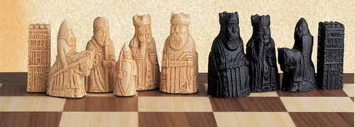 32 chess pieces