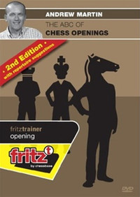 The ABC of Chess Openings 2nd Edition DVD