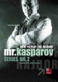 Garry Kasparov: How to play the Najdorf, Vol. 1 DVD
