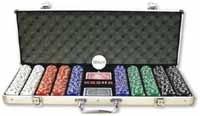 Premium Poker Chip Set